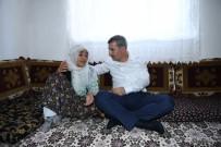 Çınar'dan 75 Yaşındaki Meryem Teyze'ye Ziyaret