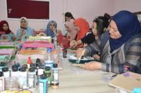 MILLI EĞITIM BAKANLıĞı - Çorum'da Mülteciler Meslek Edinmek İçin Kurs Görüyor