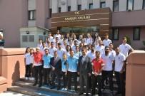 BUZ PATENİ - Curling A Milli Takımı'ndan Başarı Sözü