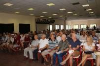 DAVUTLAR - Davutlar Ve Güzelçamlı'da İmar Barışı Bilgilendirme Toplantısı Yapıldı