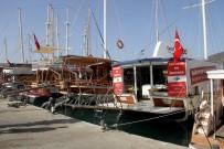 GÖCEK - Deniz Market, Teknelerin Hizmetinde