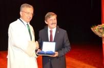 ERZİNCAN VALİSİ - EBYÜ'nün Yeni Rektörü Prof.Dr. Levent Görevi Devraldı