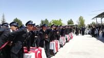 ÖMER LÜTFİ YARAN - Ereğli'de 346 Polis Adayı Mezun Oldu