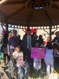 RESİM YARIŞMASI - Erzurum'da ''1. Geleneksel Çocuk Şenliği' Etkinliği