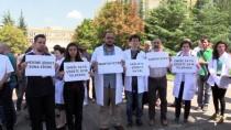 SAĞLIK ÇALIŞANLARI - Hacettepelilerden Sağlıkta Şiddete Tepki
