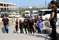 Hatay'da Suç Örgütüne Operasyon Açıklaması 5 Tutuklama