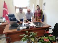 İLÇE MİLLİ EĞİTİM MÜDÜRÜ - Hisarcık Milli Eğitim Müdürlüğü İle İŞ-KUR Arasında Protokol