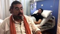 KOBRA YILANI - İllüzyonist Aref'in Tedavisi En Az Bir Gün Daha Sürecek