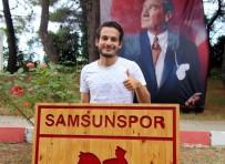 İlyas Kubilay Yavuz, Samsunspor İle 3 Yıllık Sözleşme İmzaladı