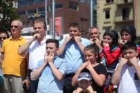 DERNEK BAŞKANI - 'Islık Dili' Festivali