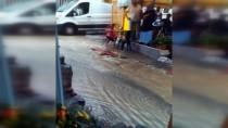 METEOROLOJI - İstanbul'da Beklenen Yağış Başladı