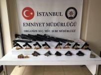 BAŞSAVCıLıĞı - İstanbul'da Suç Örgütlerine Büyük Operasyon