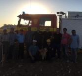 İTFAİYECİLER - İtfaiye Erlerinden Keçi Kurtarma Operasyonu