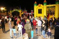 PATLAMIŞ MISIR - Karaman'da Çocuk Şenliğine Büyük İlgi