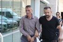 UNKAPANı - Karı-Koca Gasptan Gözaltına Alındı