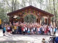 DOĞAL YAŞAM PARKI - Kartepeli Çocukların Ormanya Keyfi