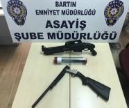 CINAYET - Katil Zanlılarının Evlerinde Silahlar Ele Geçirildi