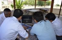 MÜZİK ODASI - Kaymakam Sarı, Yeni Yapılacak Öğretmen Evi Arsasında İncelemelerde Bulundu