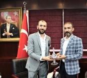 MEHMET TATAR - Kilis Ticaret Ve Sanayi Odası'ndan GTO'ya Ziyaret