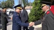 KKTC Cumhurbaşkanı Akıncı, Orgeneral Gülan'ı Kabul Etti
