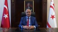 ABDURRAHMAN BULUT - Kutlamalar Mustafa Akıncı'nın Konuşmasıyla Başladı