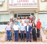 Lapseki Belediyesinde Toplu İş Sözleşmesi İmzalandı