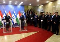 Macaristan Başbakanı Orban, İsrail'de