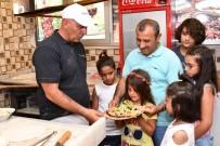 Madonna'ın Pizzacısı, Tunceli'de Yetim Çocuklara Pizza Yaptı