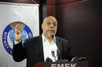SÖZLEŞMELİ - Mahmut Arslan Açıklaması 'Kadro Alma Konusu, Unutulmayacak Bir Başarı Öyküsüdür'