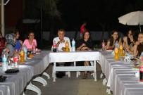 KIZ ÖĞRENCİLER - Manavgat'ta 'Haydi Kızlar Kampa' Projesi