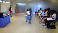 İBRAHİM SÖZEN - Manavgat'ta Yaz Kurslarına Yoğun İlgi
