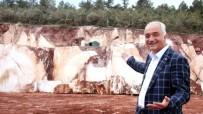 FABRIKA - Mermer Yatakları 30 Bin Kişiye Ekmek Kapısı Olacak