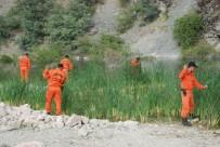 KOMANDO - Mezarlık Ve Barajda Da Arandı