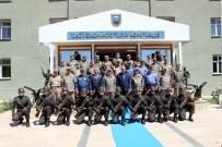 DENIZ KUVVETLERI KOMUTANı - Milli Savunma Bakanı Akar'ın Hakkari Ziyareti