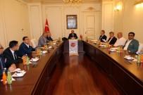 TOPLANTI - ORAN Kalkınma Ajansı Yozgat'ta Toplandı
