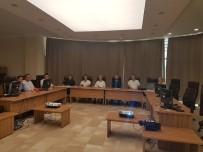 MUSTAFA YıLDıZ - Orman Yangınlarında Koordinasyon Ve Riskler Değerlendirildi