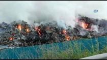 Osmaniye'deki Yangın Sürüyor