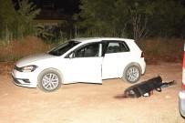 CINAYET - Otomobilinde başından vurulmuş halde bulundu