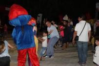 MEHMET ATMACA - Pamukkale'den Goncalı Ve Kayıhan'da Çocuklara Şenlik
