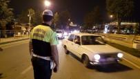 PARA CEZASI - Polis Ekipleri Apart Egzozlu Araçlara Geçit Vermiyor