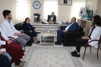EĞİTİM MERKEZİ - Rehabilitasyon Merkezlerinin Aziziye İlgisi