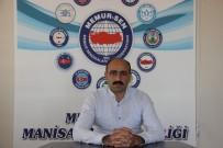 YIPRANMA PAYI - Sağlık-Sen'den 'Yıpranma Payı' Açıklaması
