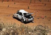 KADER - Şanlıurfa'da Otomobiller Çarpıştı Açıklaması 1 Ölü, 6 Yaralı