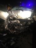 Şanlıurfa'da Trafik Kazası Açıklaması 2 Ölü, 2 Yaralı
