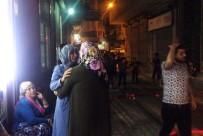 Şanlıurfa'nın Korkutan Apartman Yangını