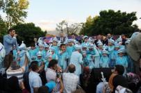 Şehit Polisin Anısına 100 Çocuk Sünnet Ettirildi