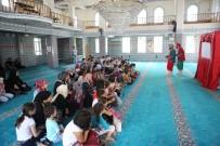 SEMAZEN - Sincan'da Çocuklar Camilere Güle Oynaya Gidiyor