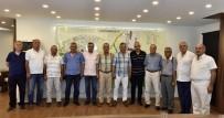 ANTALYA - Sivil Toplum Ve İnovasyon Merkezi İçin Buluştular
