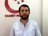 TEMEL KARAMOLLAOĞLU - SP Hacılar İlçe Başkanlığı'nın Camlarını Kırdılar
