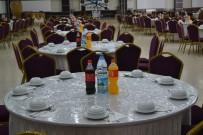 Şuhut Belediyesi Şelale Düğün Salonunda Dekorasyon Çalışmaları Tamamlandı